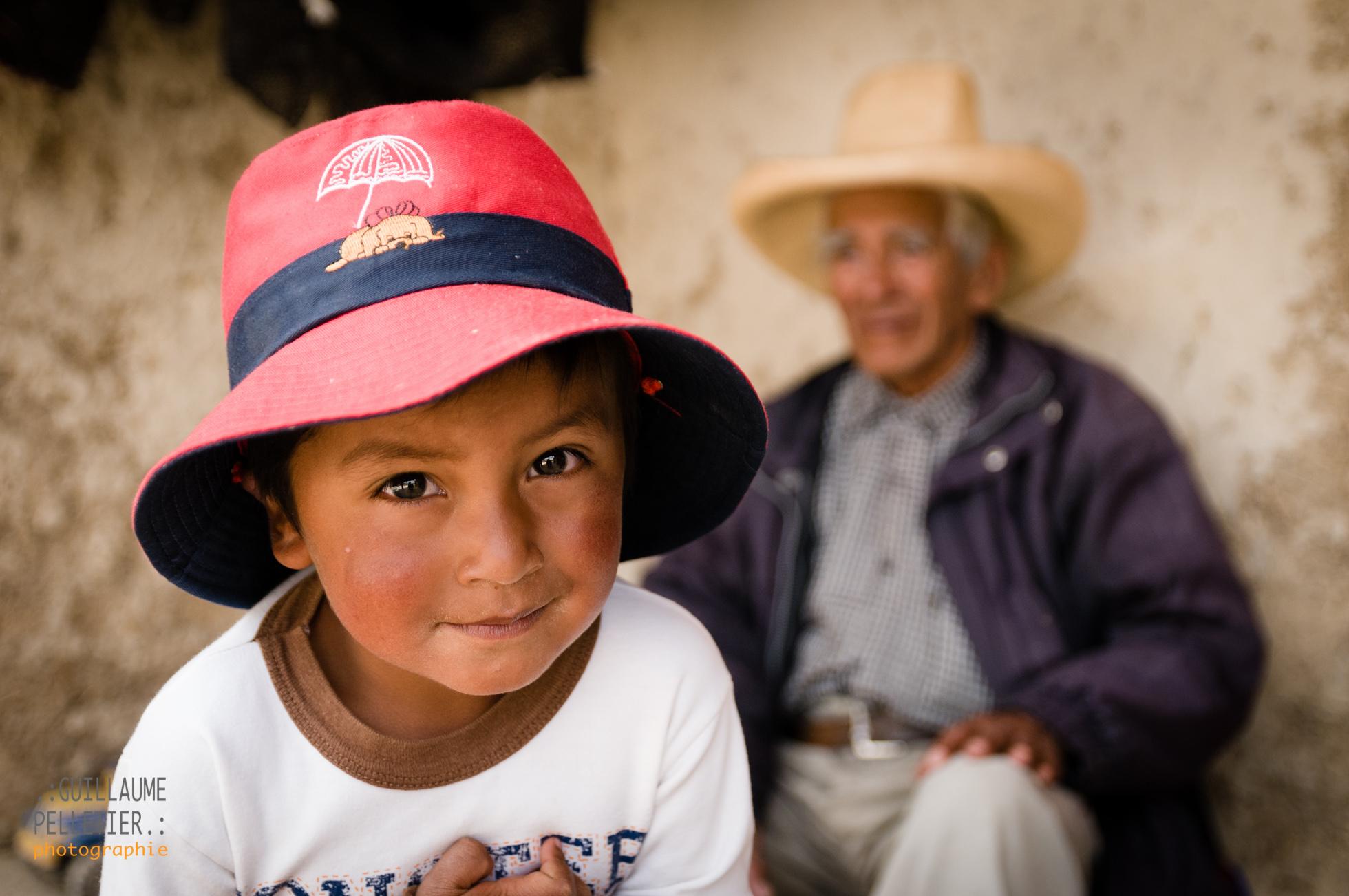 Cajabamba. The best hospitality! Photo Guillaume Pelletier
